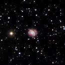 The Peanut Nebula (NGC 2440),                                jerryyyyy