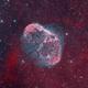 NGC 6888,                                Alexandre EGON