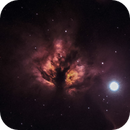 IC434 The Horsehead Nebula in Ha OIII,                                Kevin Smith