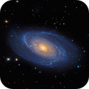 M81 / M82 - Bode's Galaxy & the Cigar Galaxy,                                Brent Newton