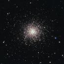M13 The Great Globular Cluster,                                Abraham Jones