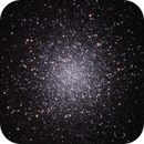 M13 Great Globular Cluster in Hercules,                                Ryan Betts