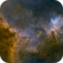 IC1805 - The Heart Nebula,                                Jason Guenzel