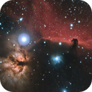 Horesehead Nebula,                                oharaso
