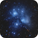 M45 Pleiades 0,5h,                                Ronny May