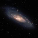 Messier 106 in LRGBHa,                                Alex Roberts