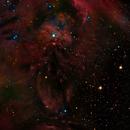 NGC1999 : A nebula in Orion - Ha RGB,                                Daniel.P