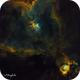 IC 1805 - Heart Nebula,                                Serge P.