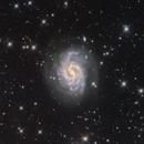NGC 4535,                                Patrick Chevalley