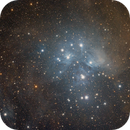 Pleiades M45,                                Dean Fournier