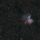 SH2-82 (Little Cocoon Nebula),                                pete_xl
