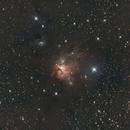 NGC 1579,                                max