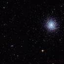 M13 Cluster in Hercules,                                eldoctorbacterio