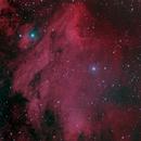 IC5070 Pelican Nebula,                                jerryyyyy