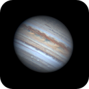 Jupiter with great details,                                Ecleido  Azevedo