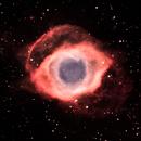 NGC 7293- The Helix Nebula,                                Matt Harbison