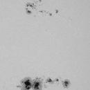 AR's 11968 and 11967 , 4th February 2014 ,10:30 GMT.,                                steveward53