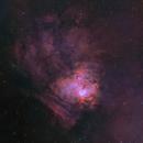 NGC1491 + PN Ou1,                                Prath Pavaskar