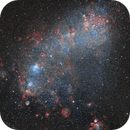 Small Magellanic Cloud  (The Crazy world of!),                                Paddy Gilliland