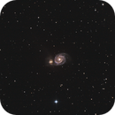M51 - The Whirlpool Galaxy,                                Tommy