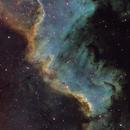 Cygnus Wall in SHO,                                Joe Alexander