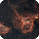 Heart & Soul Nebula,                                photoman888