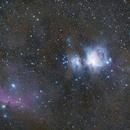 Orionnebel,                                Ton