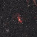 NGC 7635,                                Elmiko
