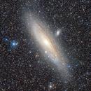 Messier 31,                                Giuseppe Donatiello