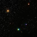 NGC-672 = Corona Australis,                                Gary JONES