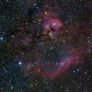 NGC7822 WO Star71ii,                                Zak Foreman