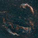 Cygnus Loop, HOO,                                Stephen Garretson