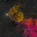 IC-443 HSO,                                Miles Zhou