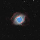 NGC 7293 Helix Nebula,                                equinoxx