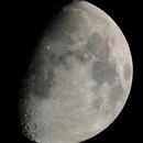 Moon 23-03-2021 Color,                                John van Nerum