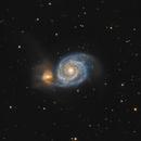 M51,                                Nathan Morgan (TheAstroNate)
