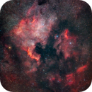 NGC 7000 & IC 5070 ( A year later).,                                Ofiuco