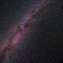Milky Way,                                Nurinniska