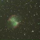 M27 - Dumbell Nebula,                                aviegas