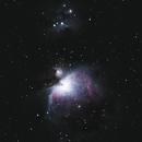 The Orion Nebula M42 181218,                                yoonkipark