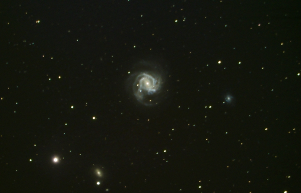 Messier 61 and Supernova SN2020jfo,                                Jon Stewart