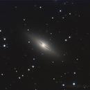 NGC 7814,                                Alberto Tomatis