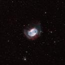 M27 Dumbbell Nebula,                                KC