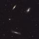 M65/M66/NGC3828 Leo Triplet,                                Kesphin