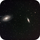 M81 and M82,                                Robin Clark - EAA imager
