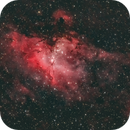 Adlernebel / Eagle Nebula,                                pete_xl