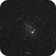 NGC 457 Dragonfly Open Cluster,                                Dave Watkins