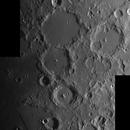 le trio Ptolemaeus/Alphonsus/Arzachel au 200/800,                                Nicolas JAUME