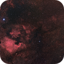 NGC7000 en grand champs (mosaique de 4 images) Get