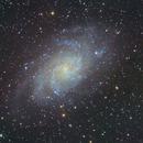 M33: Triangulum Galaxy ,                                Van Macatee